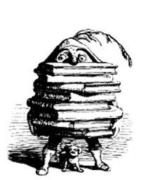 Stanley's Stack Bookplate Stamp, by Anon, 19th C.